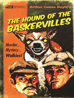 cover image of The the Hound of Baskervilles