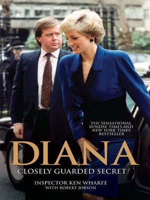 cover image of Diana--A Closely Guarded Secret