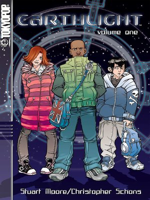 cover image of Earthlight Manga, Volume 1