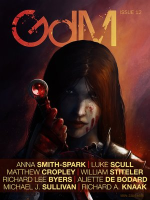 cover image of Grimdark Magazine Issue #12