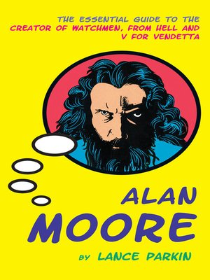 cover image of Alan Moore