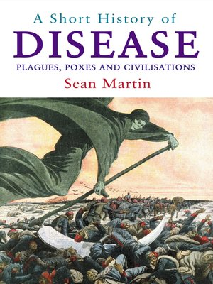 cover image of A a Short History of Disease