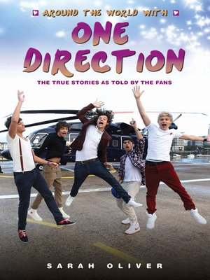 cover image of Around the World with One Direction--The True Stories as told by the Fans