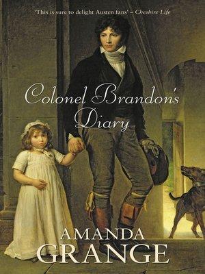 cover image of Colonel Brandon's Diary