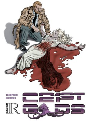 cover image of C21st Gods #1