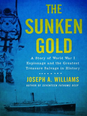 cover image of The Sunken Gold