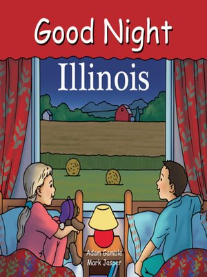 cover image of Good Night Illinois