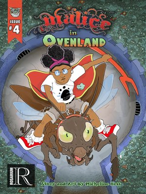 cover image of Malice in Ovenland, Issue 4