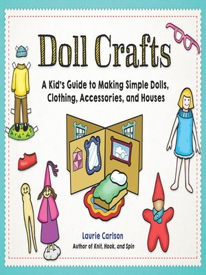 cover image of Doll Crafts