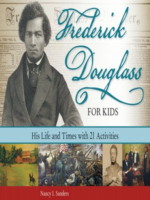 cover image of Frederick Douglass for Kids