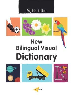 cover image of New Bilingual Visual Dictionary (English–Italian)