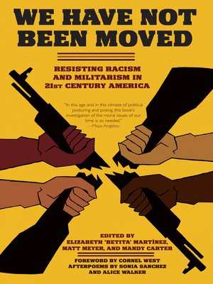 cover image of We Have Not Been Moved