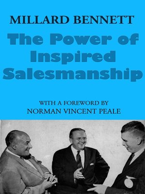 cover image of The Power of Inspired Salesmanship
