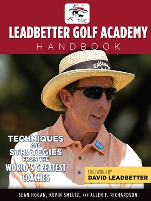 cover image of The Leadbetter Golf Academy Handbook