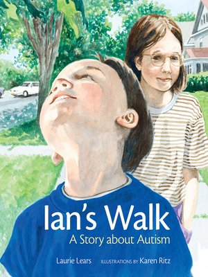 cover image of Ian's Walk