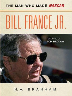 cover image of Bill France Jr.