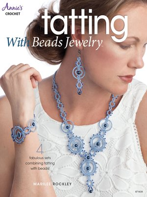 cover image of Tatting with Beads Jewelry