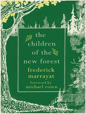 cover image of The Children of New Forest