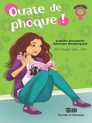 cover image of Ouate de phoque! 01