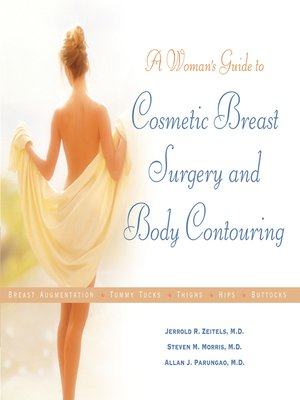 cover image of A Woman's Guide to Cosmetic Breast Surgery and Body Contouring
