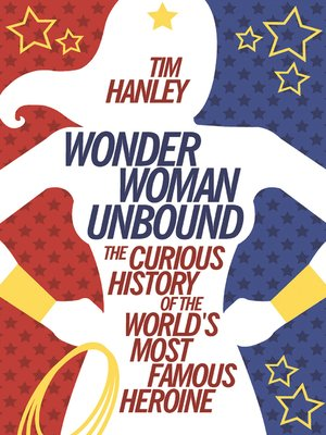 cover image of Wonder Woman Unbound