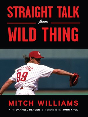 cover image of Straight Talk from Wild Thing