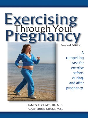 cover image of Exercising Through Your Pregnancy