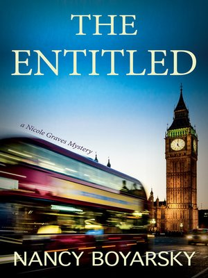 cover image of The Entitled