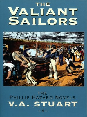 cover image of The Valiant Sailors