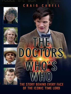 cover image of The Doctors:  Who's Who