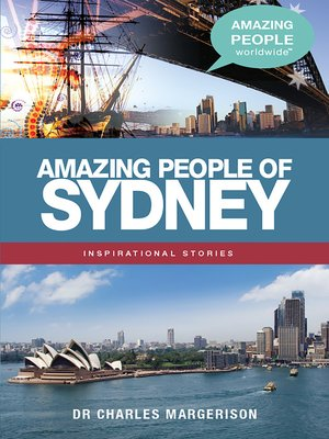 cover image of Amazing People of Sydney