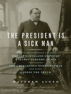 cover image of The President Is a Sick Man