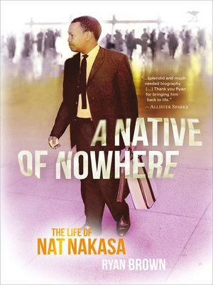 cover image of A Native of Nowhere