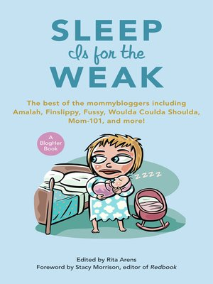cover image of Sleep Is for the Weak