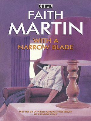 cover image of With a Narrow Blade