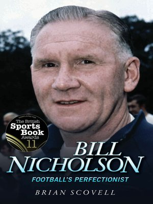 cover image of Bill Nicholson
