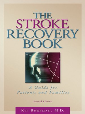 cover image of The Stroke Recovery Book