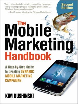 cover image of The Mobile Marketing Handbook