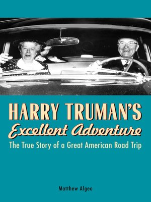 cover image of Harry Truman's Excellent Adventure