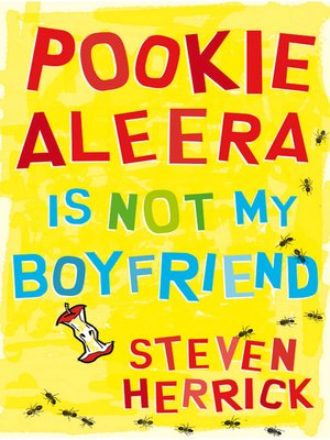 cover image of Pookie Aleera is Not My Boyfriend