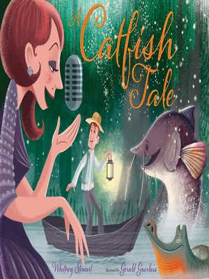 cover image of A Catfish Tale