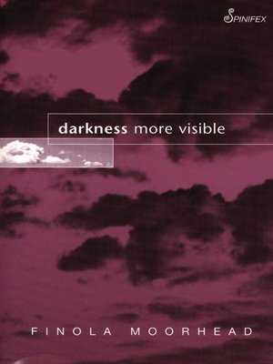 cover image of Darkness More Visible