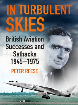 cover image of In Turbulent Skies