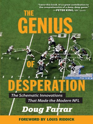 cover image of The Genius of Desperation