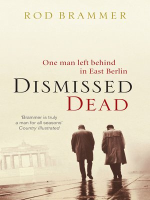 cover image of Dismissed Dead