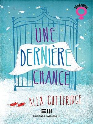 cover image of Une dernière chance