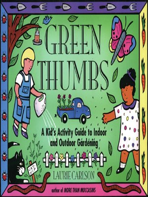 cover image of Green Thumbs