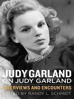 cover image of Judy Garland on Judy Garland