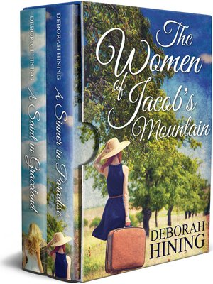 cover image of The Women of Jacob's Mountain Boxed Set