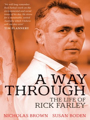 cover image of A Way Through